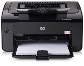 HP P1102w Printer Driver Software for Windows 10 / 7 / 8 Free Download