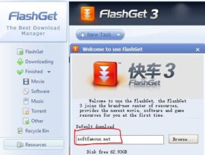 FlashGet Download Manager 2021 for Windows