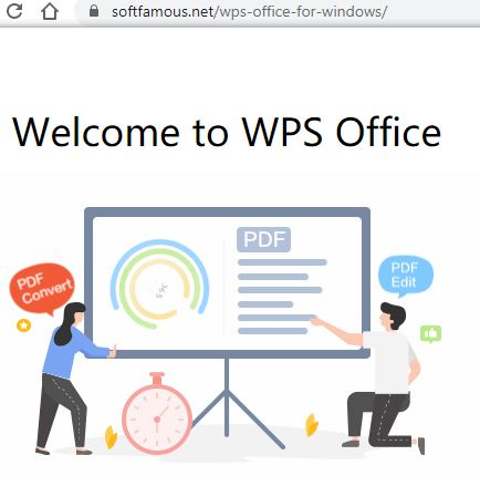 WPS Office Suite 2021 for Windows