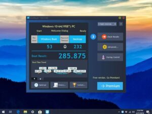 BootRacer for Windows 10 2021